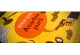 """cartea """"Anarhie pura"""" de Woody Allen"""