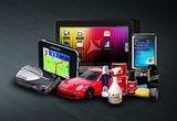 5 X tableta Allview Alldro, 3 X PDA cu GPS Airis, 6 X macheta auto, 1 X automodel profesional Porsche 911, 3 X pachet folii profesionale auto, 6 X doza spray reparare pana, 3 X polish auto profesional Ultima A1, 4 X solutie concentrata curatare parbriz CW1:100 Classic, 2 X solutie curatare jante P21-S Light Alloy, 10 X Silicon parbriz Nanolex Glass Sealant Urban, 1 X GPS Navon N260 Romania, 2 x detector radar Cobra ESD 7100, 1 X detector de radar Cobra XRS 9340