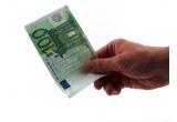 1 x 100 euro