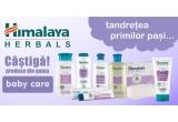 un set de produse cosmetice Himalaya Baby / saptamana