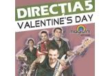 3 x invitatie dubla la concertul Directia 5 de Valentine's Day