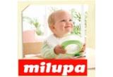1 x set cu 1 scaun pentru hranit bebelusul + 1 pachet cu cereale Milupa, 3 x set de 3 pachete de cereale Milupa