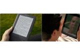 un e-book reader Amazon Kindle