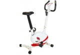 1 x set bicicleta magnetica vericala Dhs 401 B + Costum de sauna, 1 x set stepper Alpine Twist + Costum de sauna, 1 x set aparat abdomen AB Roller + Costum de sauna