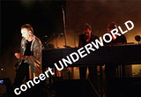6 x invitatie concert Underworld