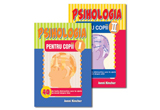<b>5 seturi de carti: Psihologia pentru copii I + Psihologia pentru copii II</b>
