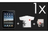 1 x set cu iPad 16GB Wi-Fi + tricou MalwareCity + cana MalwareCity, 19 x licenta BitDefender Internet Security 2011 (1 an)