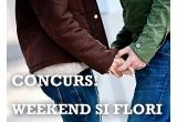 1 x weekend pentru 2 persoane in statiunea Ranca la Pensiunea Edelweise 3*, 1 x reducere de 50% la arajamentele florale pentru nunta