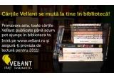 1 x pachet cu toate titlurile Vellant (58 carti), 1 x pachet cu toate titlurile Vellant de literatura, 1 x pachet asortat Vellant de beletristica + arta + eseu