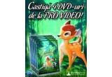 """4 x DVD cu filmul """"Bambi 2"""""""