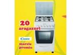 15 x mixer vertical Moulinex /saptamana, 20 x aragaz Candy
