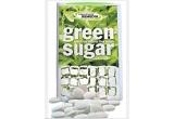 10 x set cu dispenser + cutie de zahar Green Sugar