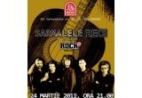 3 x invitatie dubla la concertul Sarmalele Reci