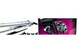 un set de coafat Remington (placa+uscator de par)