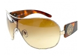 o pereche de ochelari de soare originali Versace model 2061-B