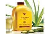 3 x flacon de Aloe Vera Gel