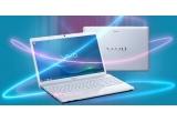 un laptop Notebook Sony VAIO VPC-EB4L1E/WI