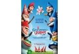 "o invitatie pentru 3 persoane la ""Gnomeo and Juliet 3D"" (Hollywood Multiplex)"