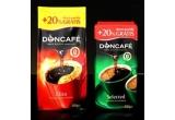 1 x job ca degustator de cafea Doncafe (1000 euro/luna), 10 x set de 24 pachete Doncafe de 250g