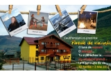 un weekend in 2 la Pensiunea Lacul de Argint (Gura Riului - Sibiu)