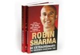"2 x cartea ""The Greatness Guide"" de Robin Sharma"