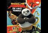 """cartea""""Kung Fu Panda, Cei cinci furiosi"""""""