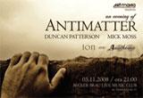 """10 x intalnire cu membrii formatiei """"Antimatter"""""""