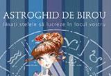 """12 x carte """"Astroghid de birou"""", autor Sussan Reinecke, editura Nemira"""