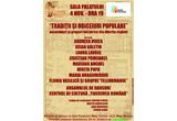 """<b>2 invitatii duble la spectacolul """"Traditii si obiceiuri populare"""" la Festivalul Artelor Bucuresti!</b><br />"""