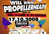 2 invitatii la concertul Will White