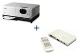 <b>Lunar, cate un proiector Epson EMP-DM1 + un TV Tuner bonus<br /> </b>