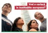 1 x curs de pregatire pentru recrutarea in institutiile europene, 10% reducere la curs pentru toti participantii