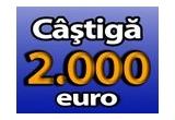 1 x 2000 Euro