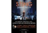 4 x bilet Gazon la concertul Sting