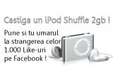 un iPod shuffle de 2GB