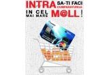 3 x iPad, 5 % discount la sumele cheltuite in magazinele partenere