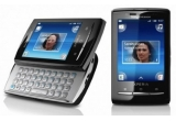 un telefon Sony Ericsson X10 mini Pro cu Android