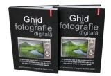 "2 x carte ""Ghid de fotografie digitala"" (Doug Harman)"