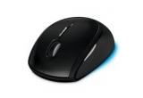 un mouse Microsoft Wireles Laser 5000