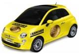 o masina Fiat 500