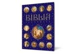 """o carte """"Biblia Ilustrata"""" de la editura Litera"""