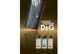 1 x geanta Dolce&Gabbana, 1 x parfum La Rue Fortune, 1 x parfum La Lune, 1 x parfum L'Amoureax