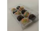 1 x set cu unt de arahide + cutie granola raw, 1 x set cu unt de migdale + cutie granola raw, 1 x set cu unt de caju + cutie granola raw