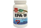3 x produs natural EPA 18