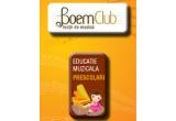 3 x pachet de 4 lectii de educatie muzicala (Boem Club)