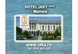 un weekend in 2 la Hotel Iaki din Mamaia (4*)