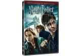 "5 x pachet cu un DVD ""Harry Potter si Talismanele Mortii Partea I"" + promotionale Harry Potter"