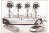 1 x Sistem de Supraveghere CCTV