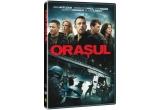 """un DVD cu filmul """"Orasul"""""""