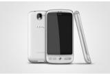 un telefon HTC Desire White